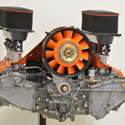 911 3.0 Clubsport Engine