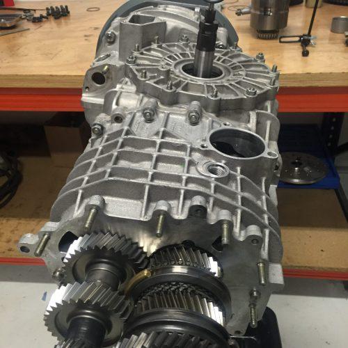 996 GT3 gearbox rebuild