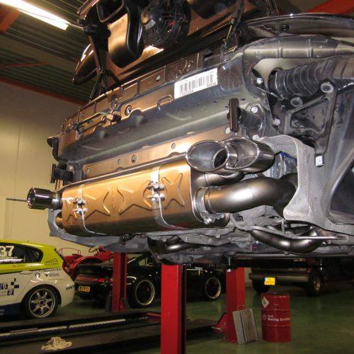 Akrapovic Porsche 997 Turbo