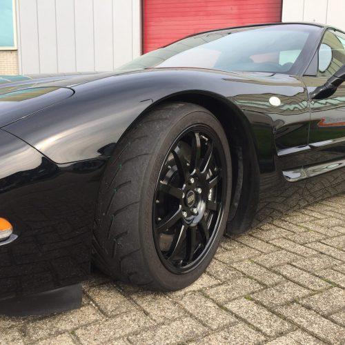 Corvette C5 Braid 18 inch (2)