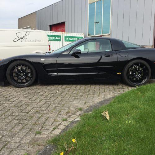 Corvette C5 Braid 18 inch