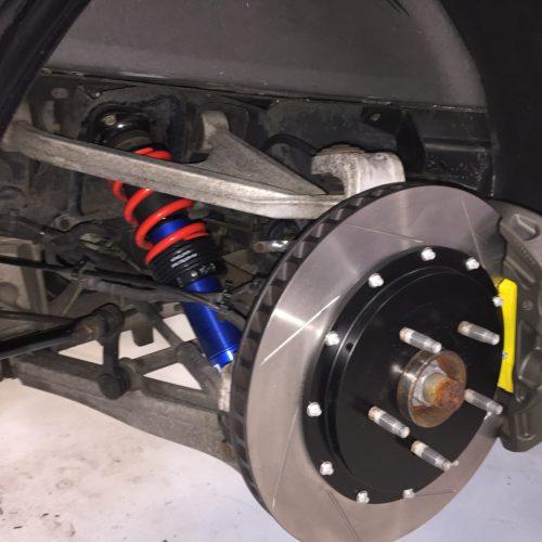 Corvette JRZ and AP Brakes upgrade