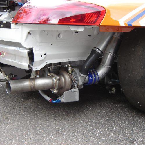 Porsche GT2 Race